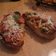 Tonight, I made bruschetta bread to go along side our lasagna for dinner.  It was awesome!!!  Thought I'd share the recipe. Hot House or Roma Tomatoes Green Onions 2-3 chopped garlic cloves Chopped fresh basil […]