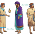 Sunday at church Addi and Kam were taught the story of the prodigal son. For those who are not familiar with this parable of Christ in Luke 15, Jesus, by way of His story, teaches […]