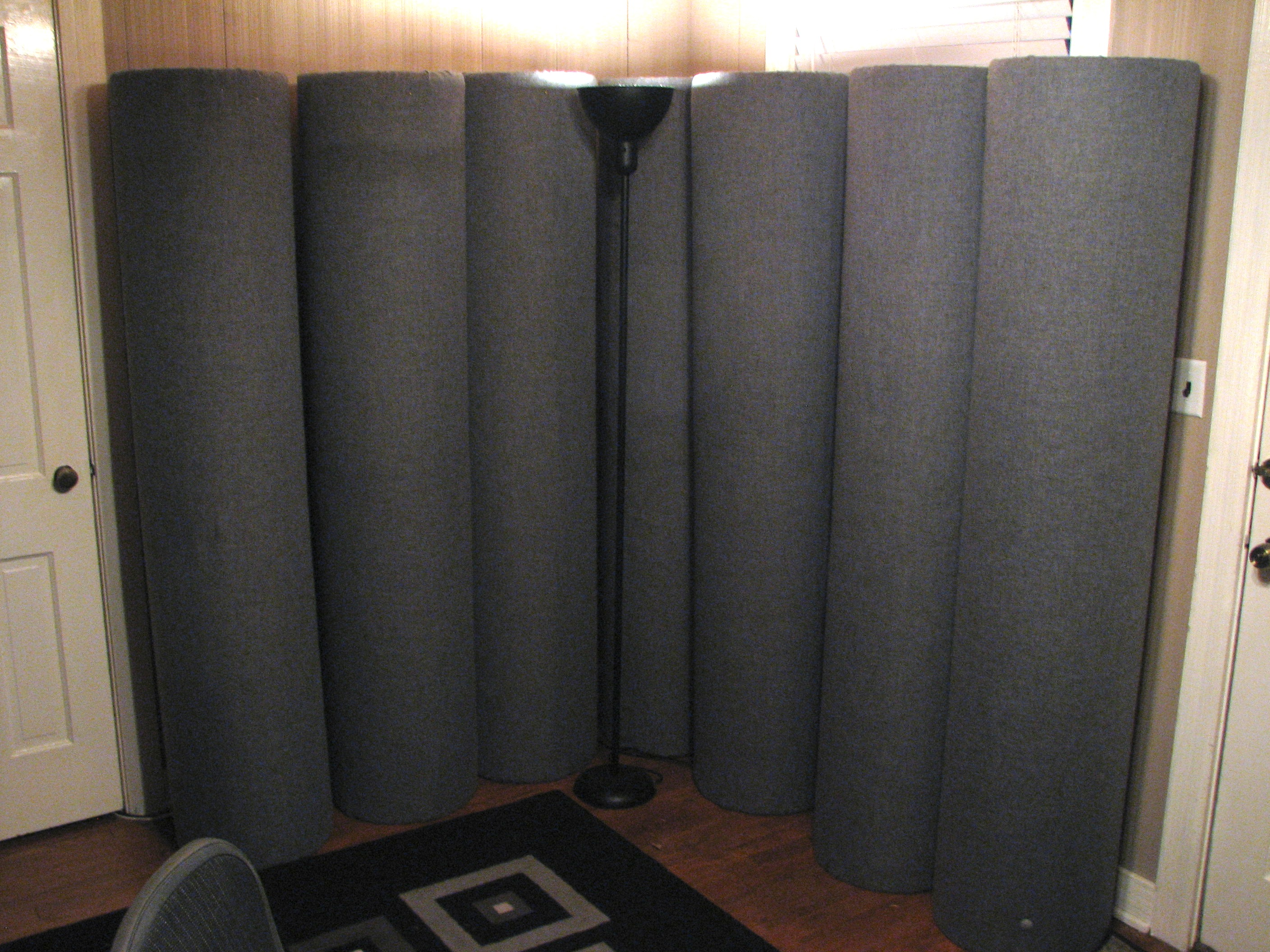 Home Studio Acoustics 101  Section 3 2 Absorption  Ryan's